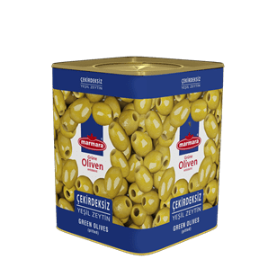 Green Olives (Cracked)