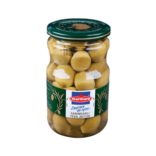 Green Olives (with Garlic)