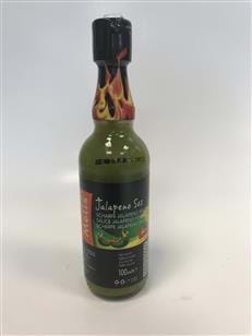 Hot Jalapeno Sauce