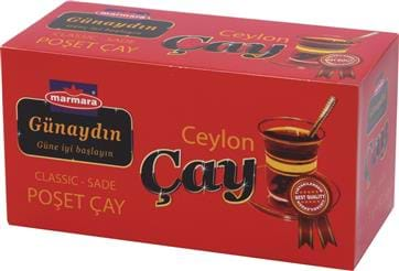 Günaydin Black Tea Bag