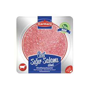 Beef Sausage (Sliced)