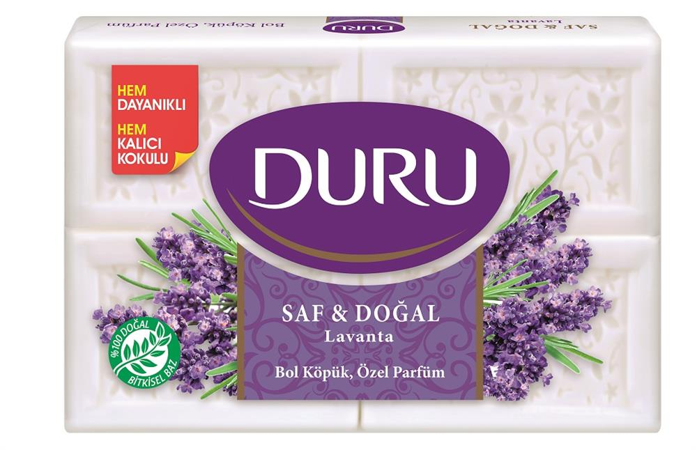 Duru Clean & White Lavanta