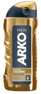 Arko Men After Shave Cologne Gold Power