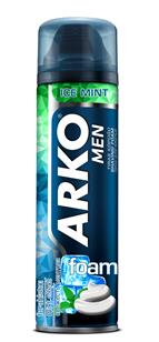 Arko Shavingfoam for the 60th Anniversary