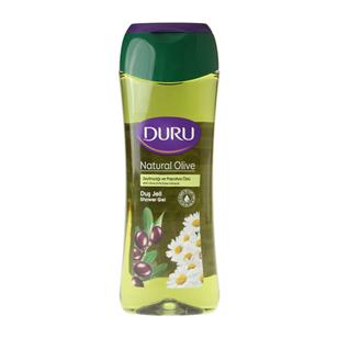 Duru Olive Oil + Plant Shower Gel