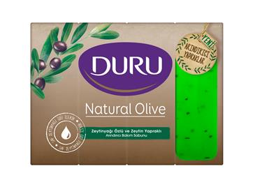 Duru Natural Olive with Olive & Laurel Extracts