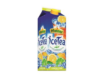 Pfanner İced Tea Lemon-Lime