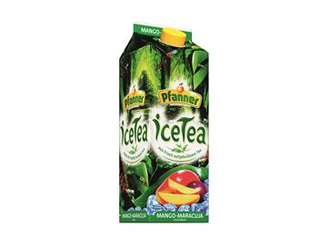 Pfanner İced Tea Mango-Passion Fruit