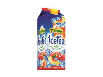 Pfanner İced Tea Peach