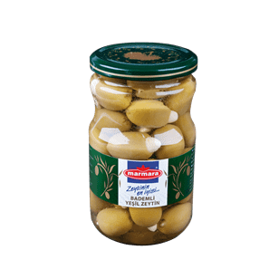 Green Olives (with Almond)