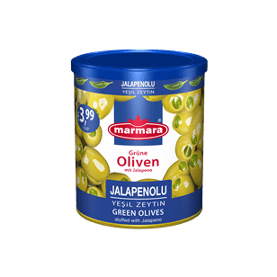 Green Olives (with Jalapeno)