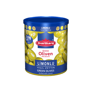 Green Olives (with Lemon)