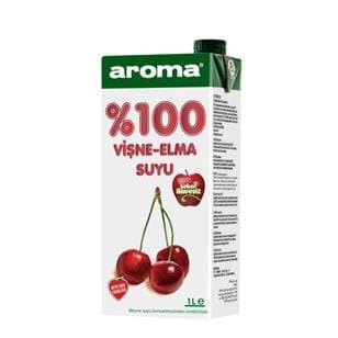 Aroma 100% Sour Cherry-Apple Juice
