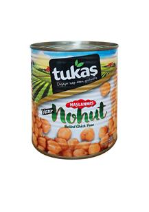 Tukaş Boiled Chick Peas 800g