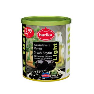 Harika Black Pitted Ripe Olives