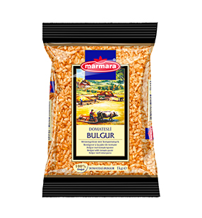 Tomatoes Bulgur