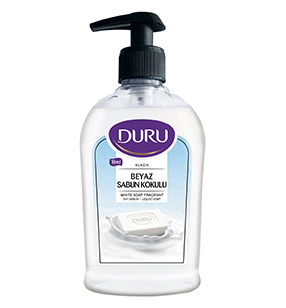 Duru White Soap Scented