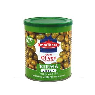 Green Olives (Farm Cracked)