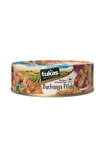 Tukas Cooked Red Kıdney Beans 1/4 Can 200g
