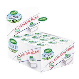 Ultra Filtrated White Cheese 36x25 g